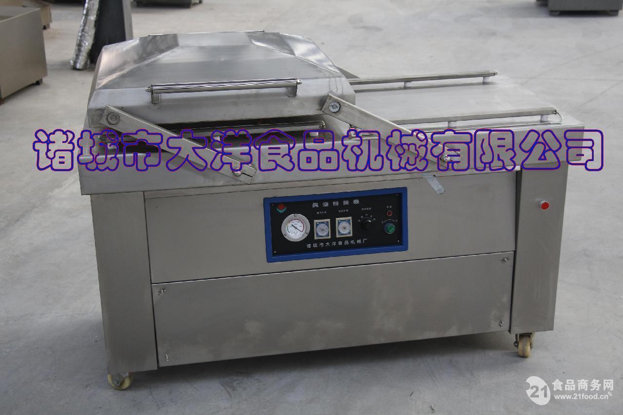 扒鸡真空包装机,电动304钢食品包装机