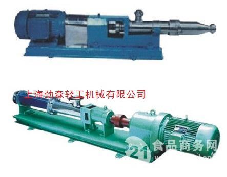 上海劲森单螺杆泵