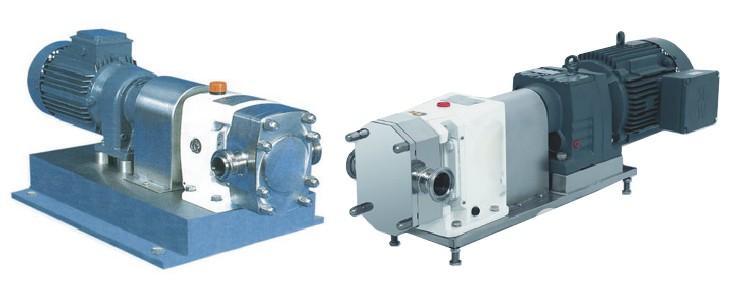 上海劲森转子泵A型