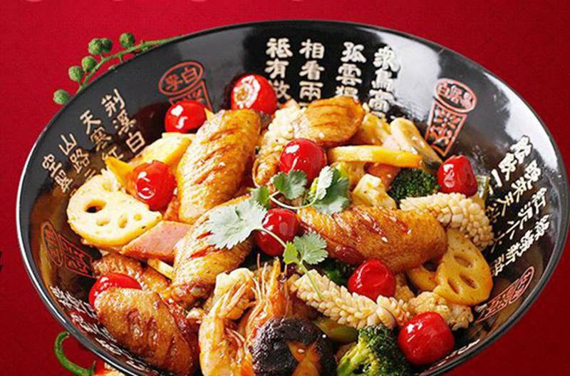 干锅鸡美食网广场800_527做法北镇美食v美食图片