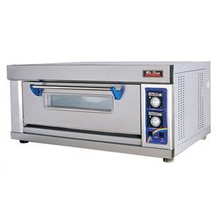 商用电烤箱 单层双盘电烤箱