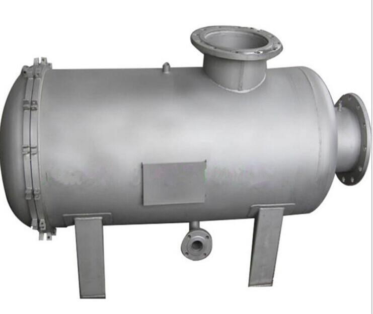 供应不锈钢卧式大流量过滤器