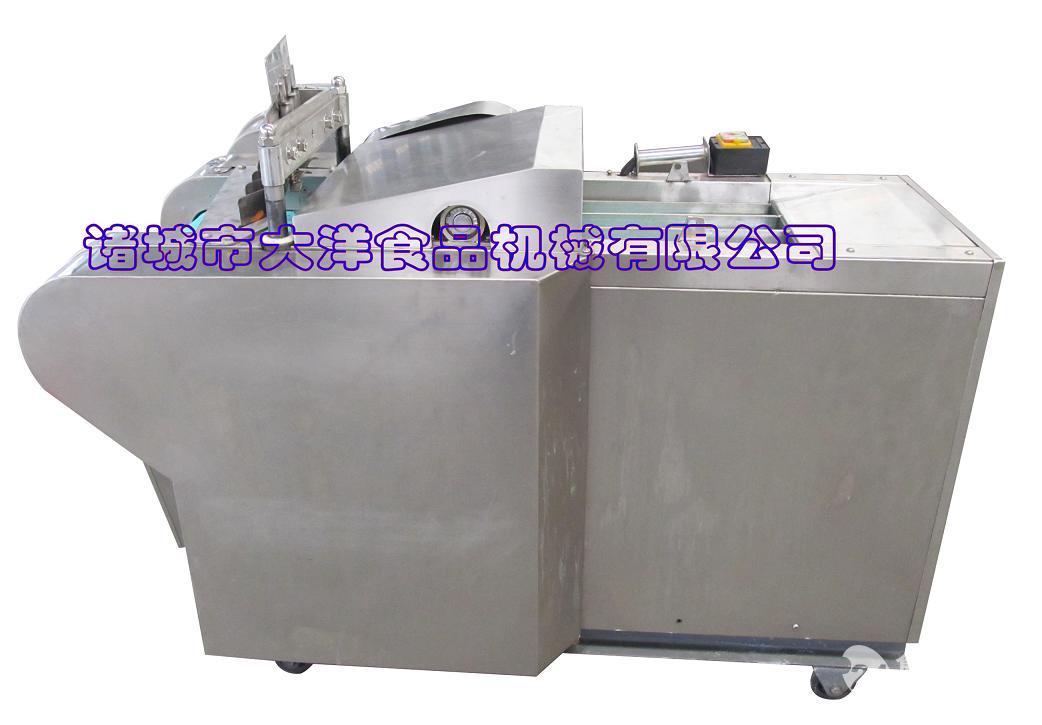 尺寸可调型豆腐皮切丝机