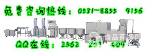 仿手工豆腐皮机生产线价格