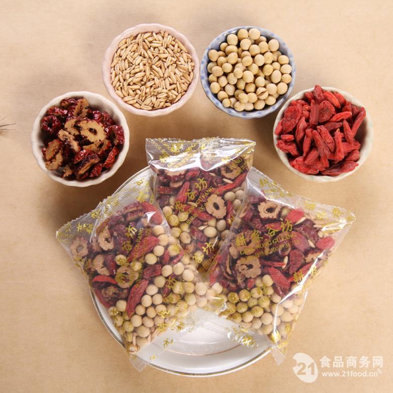 耕农谷坊豆浆料包 现磨豆浆 红枣枸杞豆浆