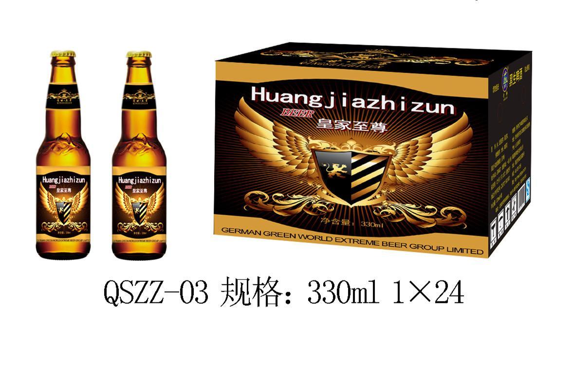 至尊系列啤酒|黑啤酒招商供应_山东青岛__啤酒-食品