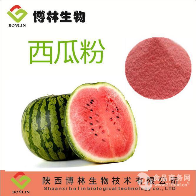 厂家直销现货 纯天然西瓜粉 100%速溶