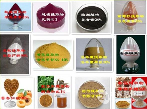 专业厂家大量供应优质原料 雨生红球藻提取 虾请素