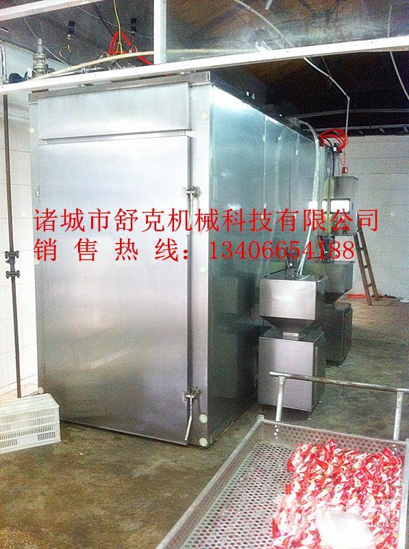 腊肠烟熏炉厂家肉食加工设备