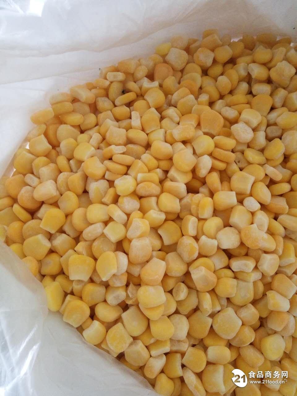 速冻甜玉米——华珍