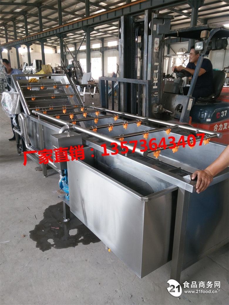 土豆萝卜酸菜全自动大型清洗机生产厂家