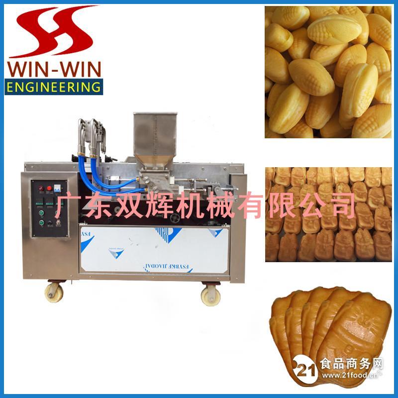 韩国全自动玉米夹心蛋糕机
