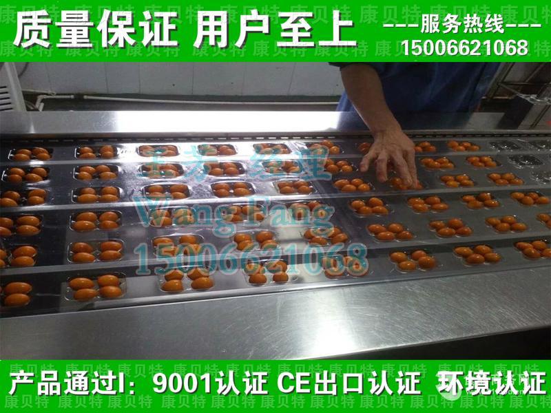 休闲食品萝卜干全自动真空包装机
