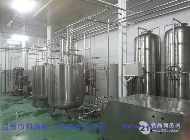 苹果醋饮料生产线设备|果醋柿子醋饮料生产设备