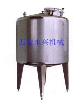 优质不锈钢贮罐*西安永兴机械