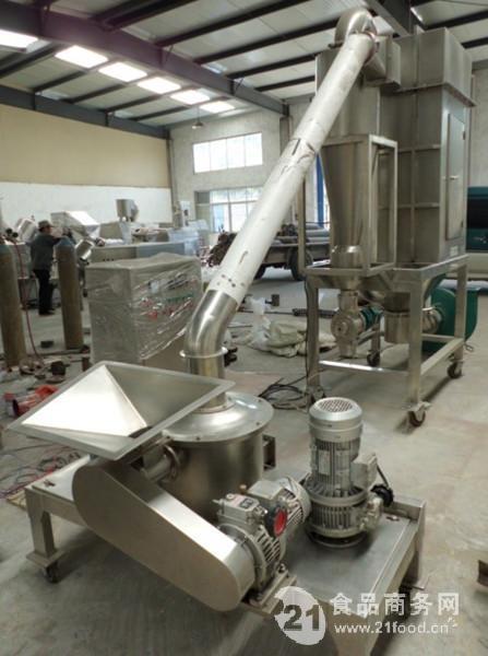 江苏常州专业生产红枣粉碎机新安