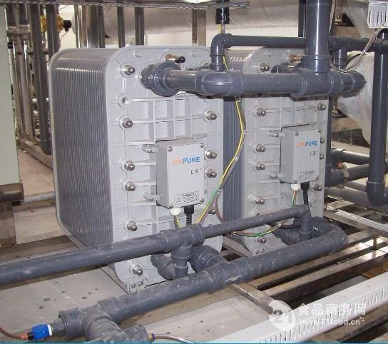 半导体集成电路电子用超纯水设备