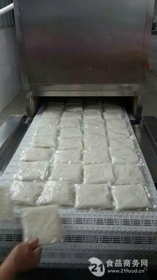 新鲜米粉保湿杀菌设备