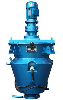 专业粉体混合机制造商:VZH-A/B水循环或电热夹套型锥形混合机