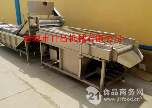 企业国家标准 葛根专用清洗机