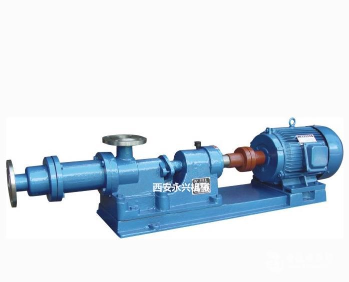 I-1B型不锈钢浓浆泵厂商价西安永兴机械