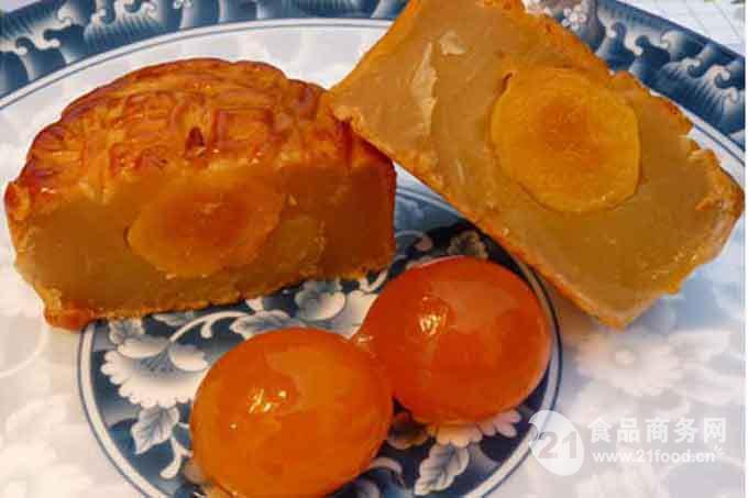 咸蛋黄代理商月饼蛋黄