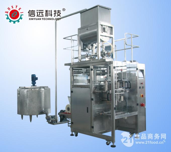 牛油火锅底料立式自动包装机