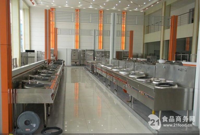西安酒店酒楼学校幼儿园厨房设计