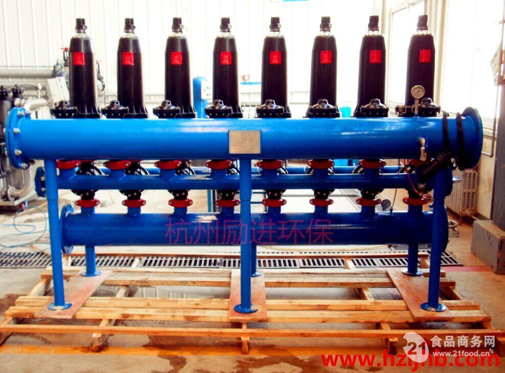 滴灌系统自动反冲洗过滤器
