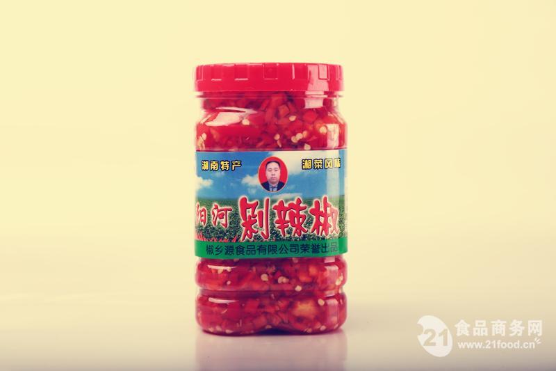 浏阳河剁椒1千克
