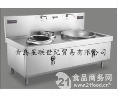 Mantru.e名厨 电磁大锅+炒灶ZC2-C8435A-W