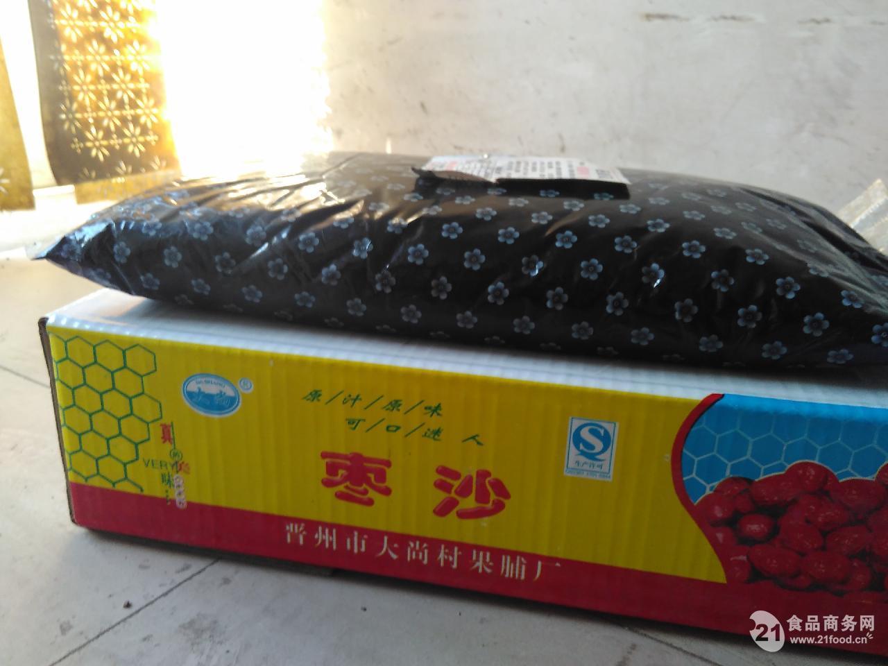 蜂蜜枣沙(箱装)