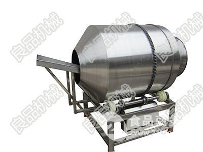 滚筒式酱菜拌料机  滚筒搅拌机