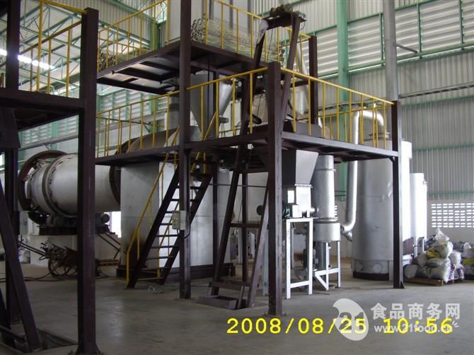 电石渣制氧化钙