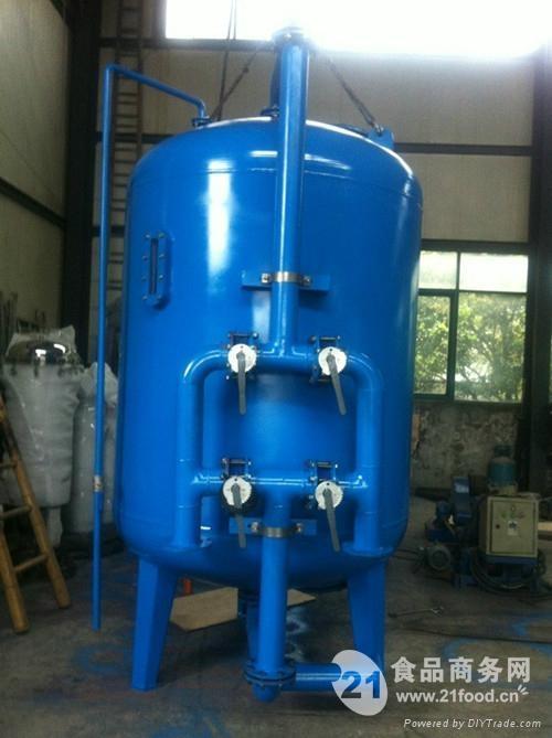 过滤水系统 除铁锰过滤