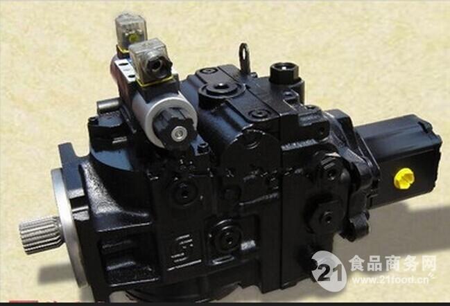 液压泵萨奥90r75液压泵压路机柱塞泵图片