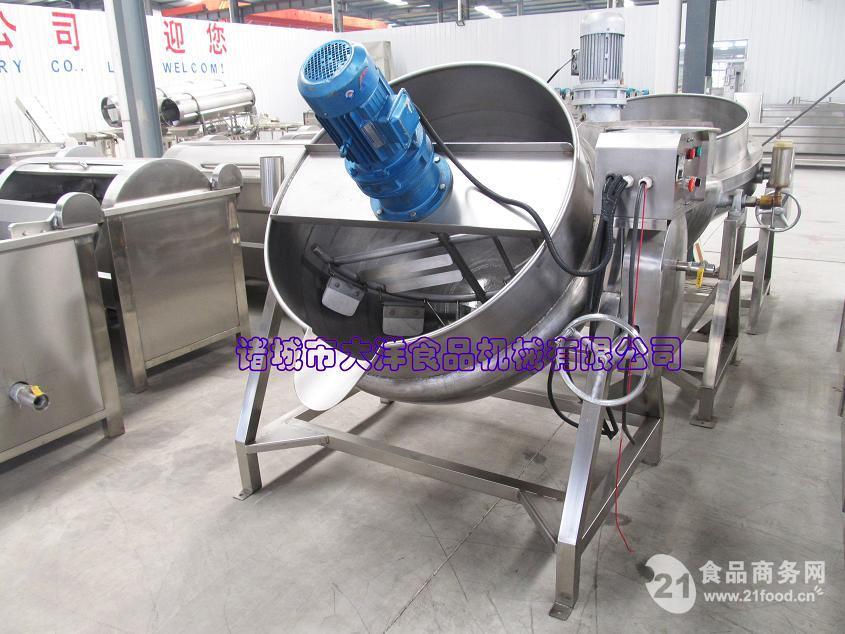 干果炒锅|自动炒菜机的优秀供货商--大洋机械