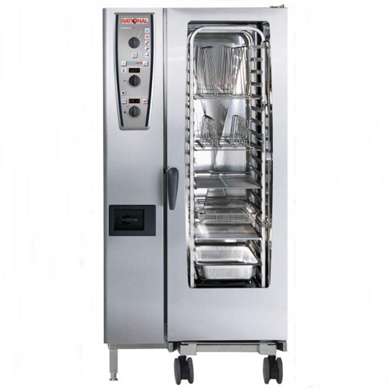 RATIONAL万能蒸烤箱CMP201G燃气型万能蒸烤箱