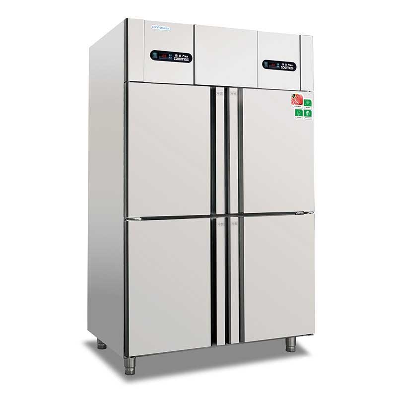 冰立方四门双温冰箱RF4