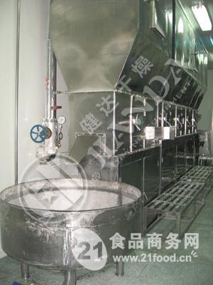 PVC塑料颗粒烘干机