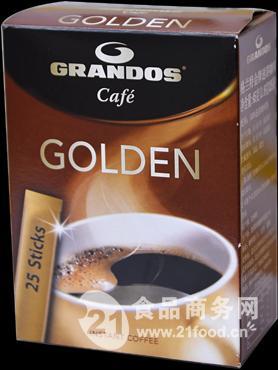 格兰特金牌25条速溶咖啡