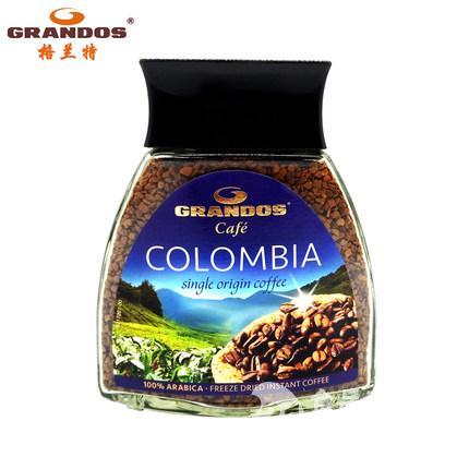 格兰特哥伦比亚咖啡100g