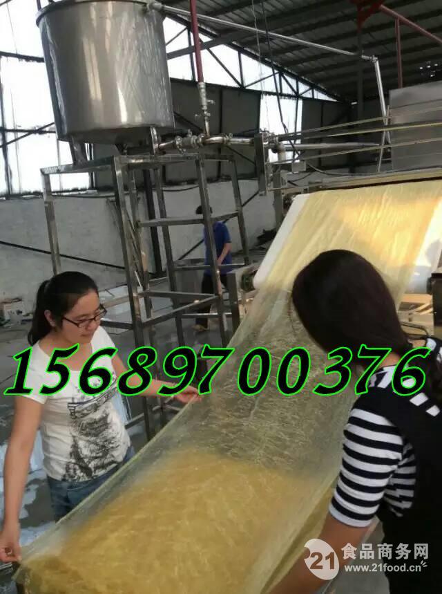 全自动喷浆腐竹机生产厂家