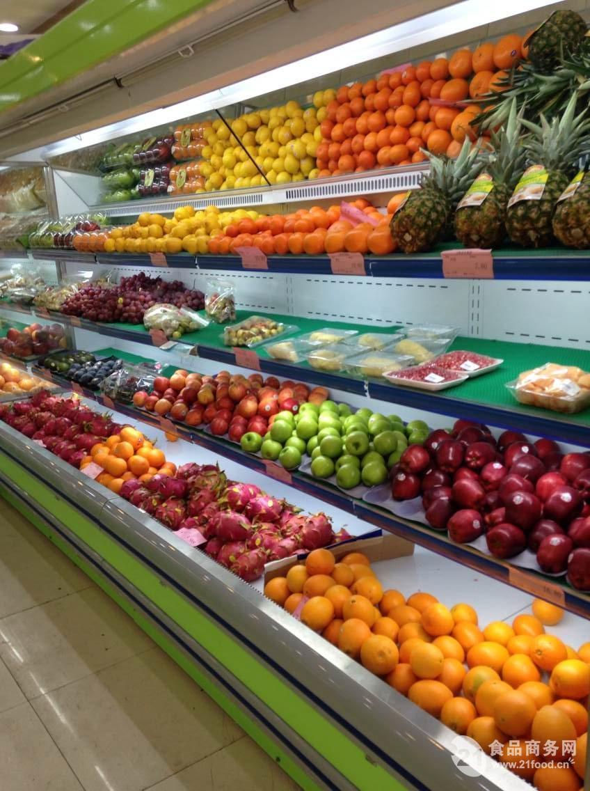 熟食冷藏展示柜价格_品质风幕柜、水果保鲜柜,适用于超市、便利店,质优价廉批发 ...