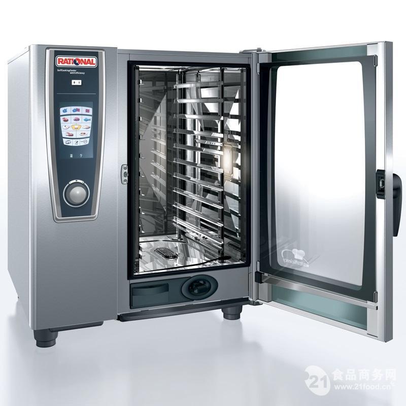 德国rational万能蒸烤箱SCC101全新第五代全自动电脑板