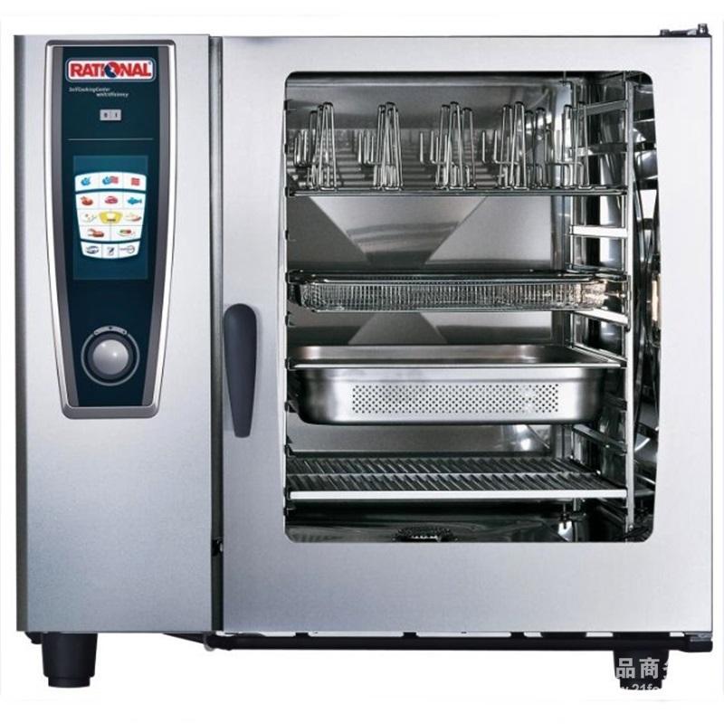 RATIONAL德国万能蒸烤箱SCC102 全自动电脑版