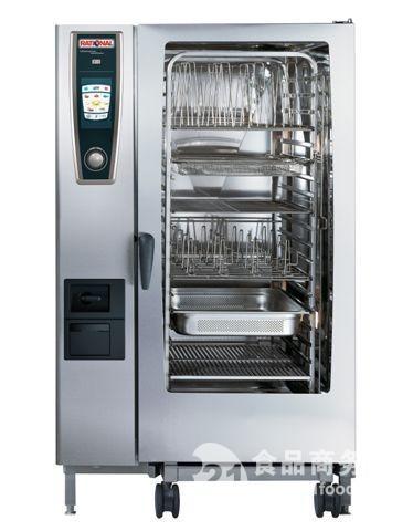 德国RATIONAL万能蒸烤箱SCC202全自动电脑版20层