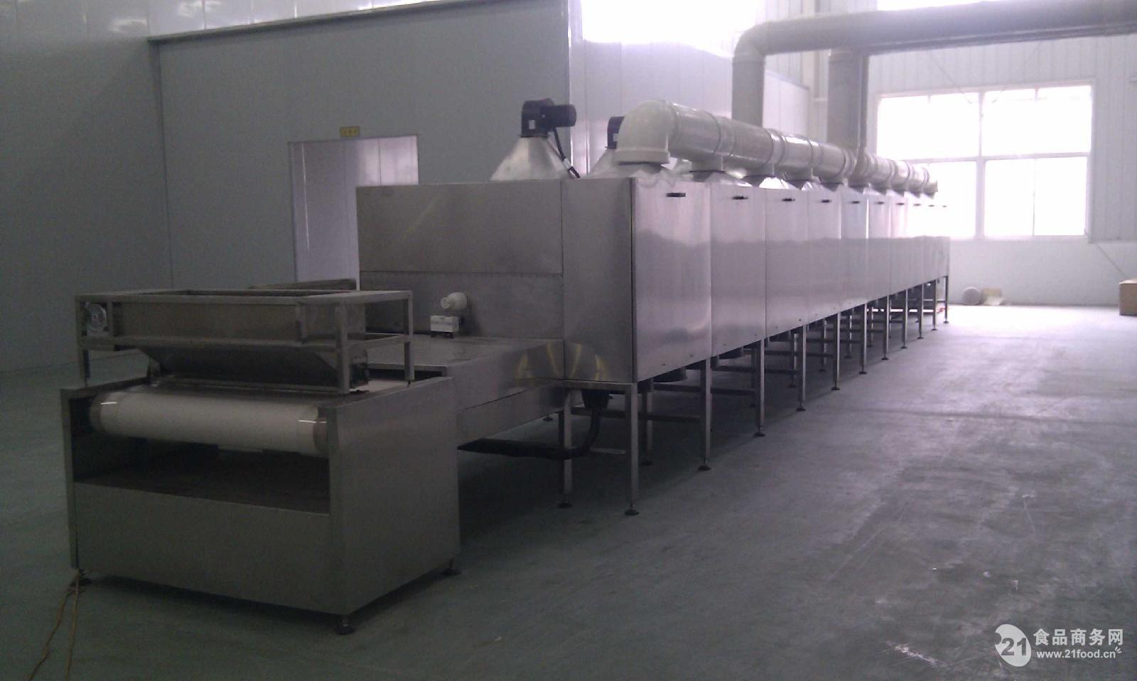 牛肉干灭菌设备,微波牛肉干烘干杀菌设备