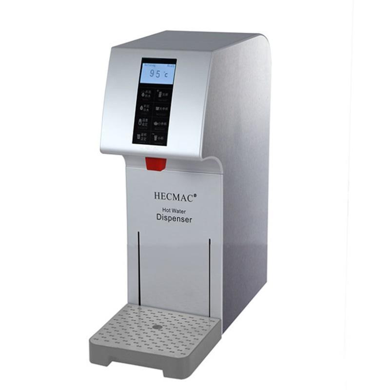HECMAC智能电开水机FEHHB145A定温定量吧台开水机触摸屏