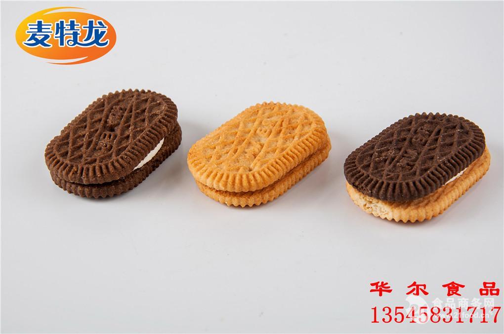 麦特龙夹心饼干代理招商加盟